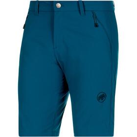 Mammut Hiking - Pantalones cortos Hombre - azul